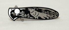 Lone Wolf Folding Knife