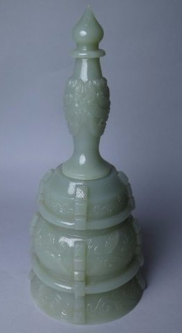 Jadeite Carving Of  Bell
