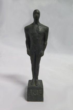 Fritz Wotruba Bronze