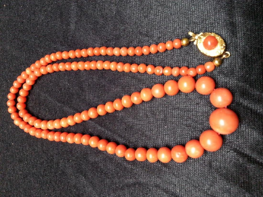 Coral Necklace - 4