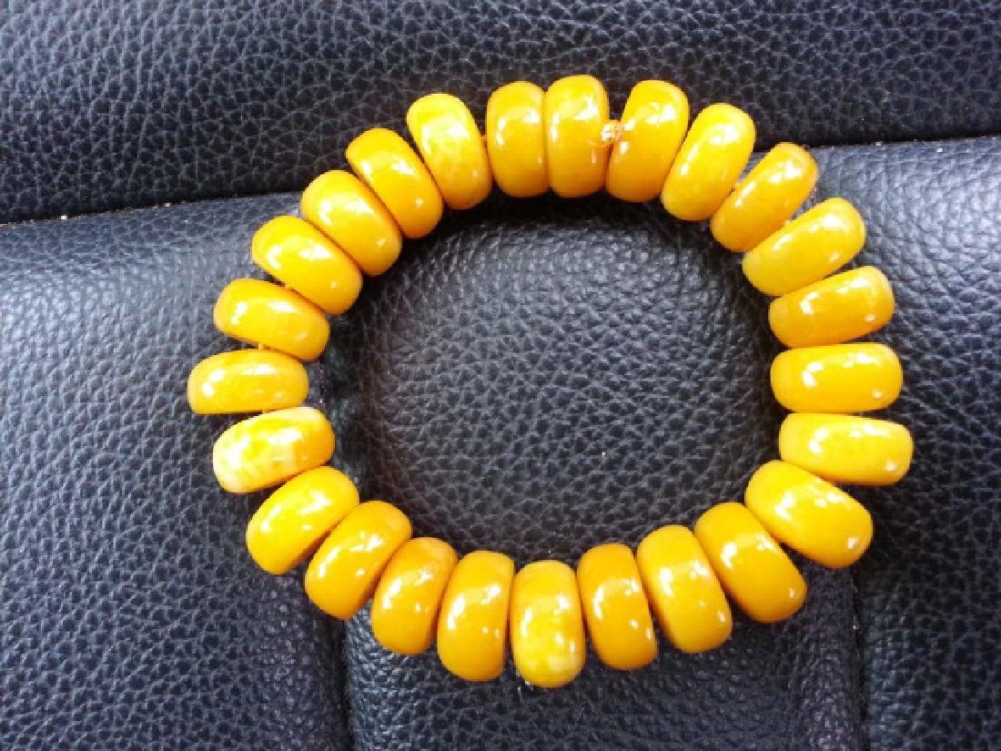 Beewax Beads, - 6