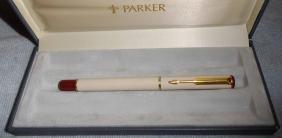 Parker Gold Pen