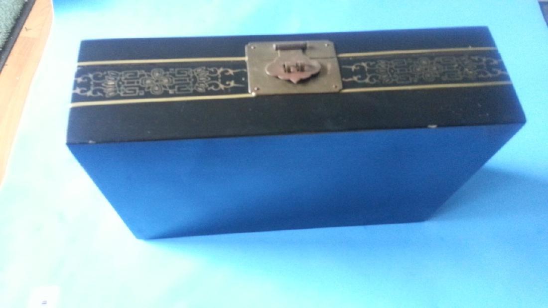 antique Lacquer Box - 8