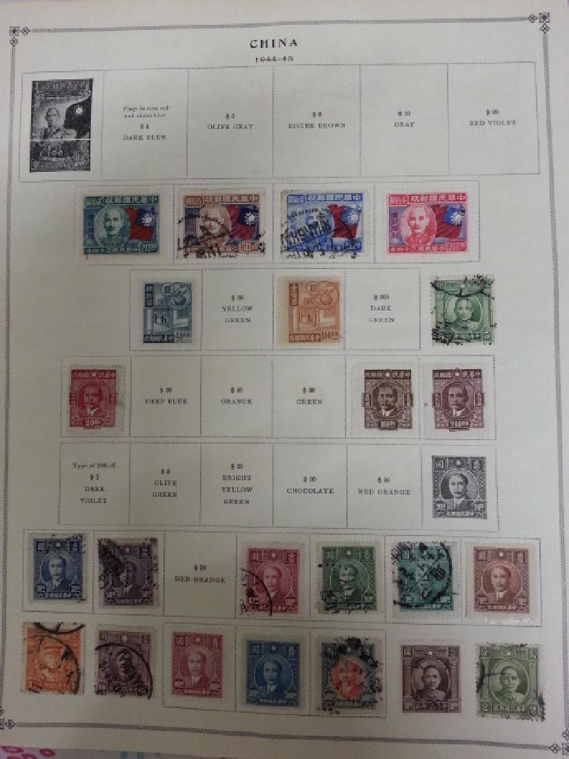 china stamp - 5