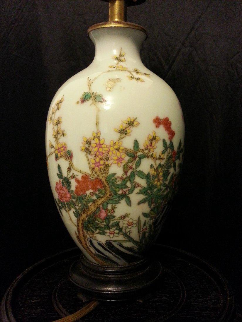 ANTIQUE CHINESE FAMILLE ROSE ?????? - 2