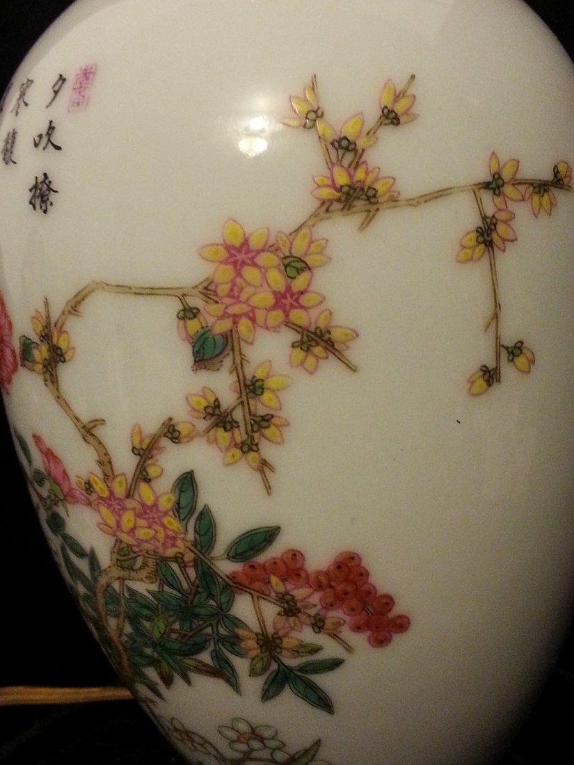 ANTIQUE CHINESE FAMILLE ROSE ?????? - 4