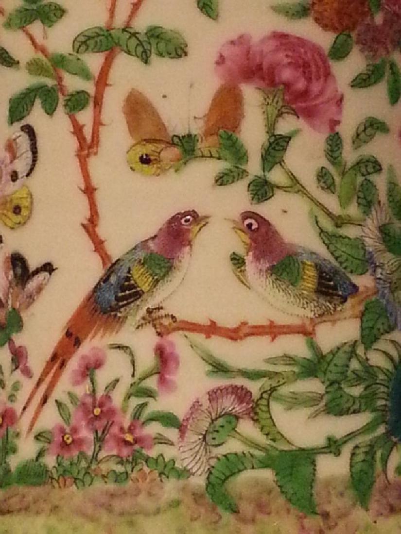 Antique Chinese Famille Rose Porcelain VASE - 4