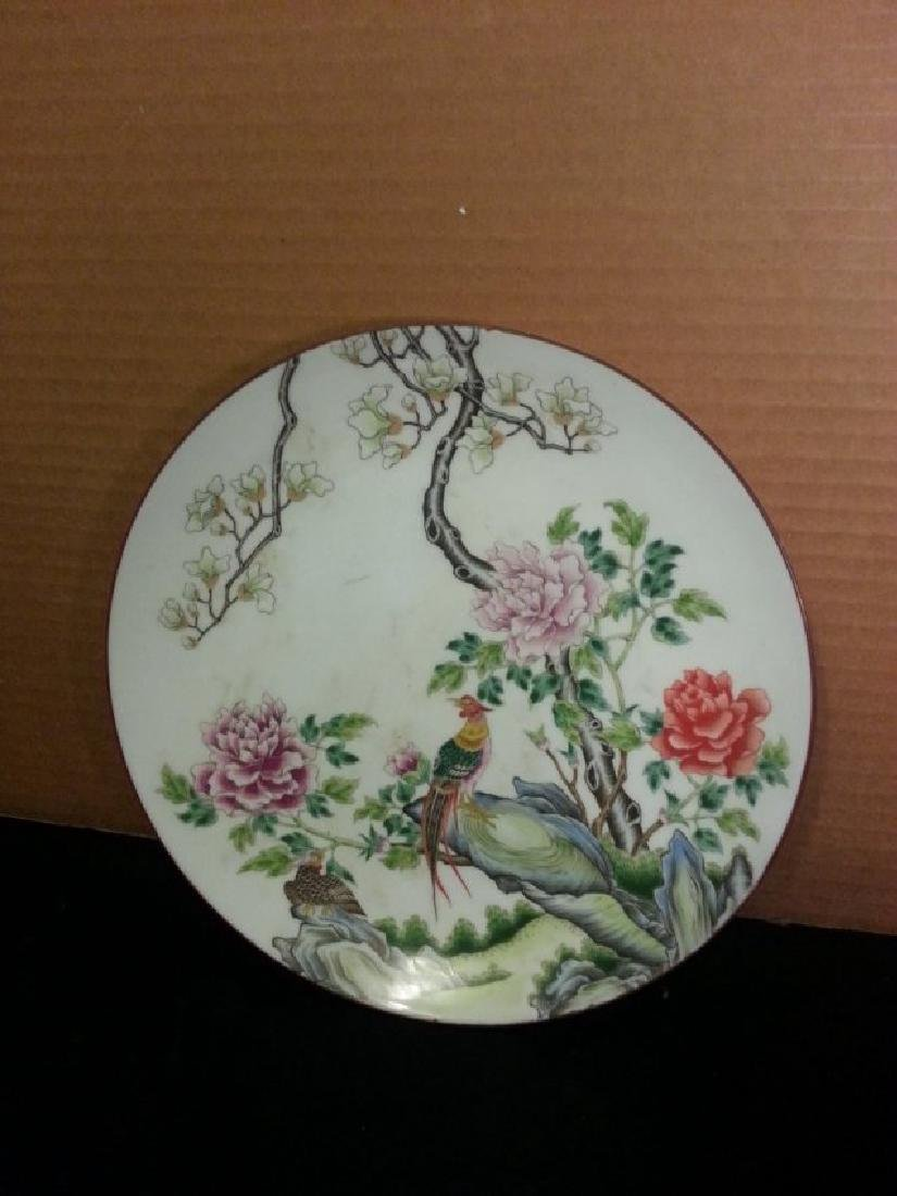 ANTIQUE Chinese Famille Rose Porcelain Dishes.