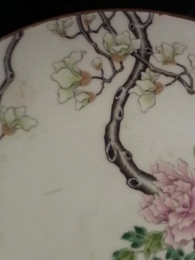 ANTIQUE Chinese Famille Rose Porcelain Dishes. - 3