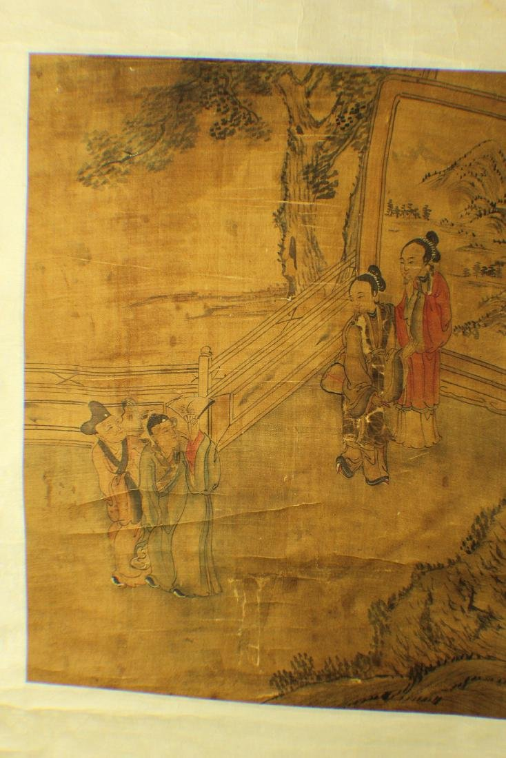 QING DYNASTY CHINESE PAINTING - 3