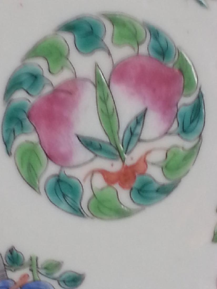 19th  porcelain Dish - 2