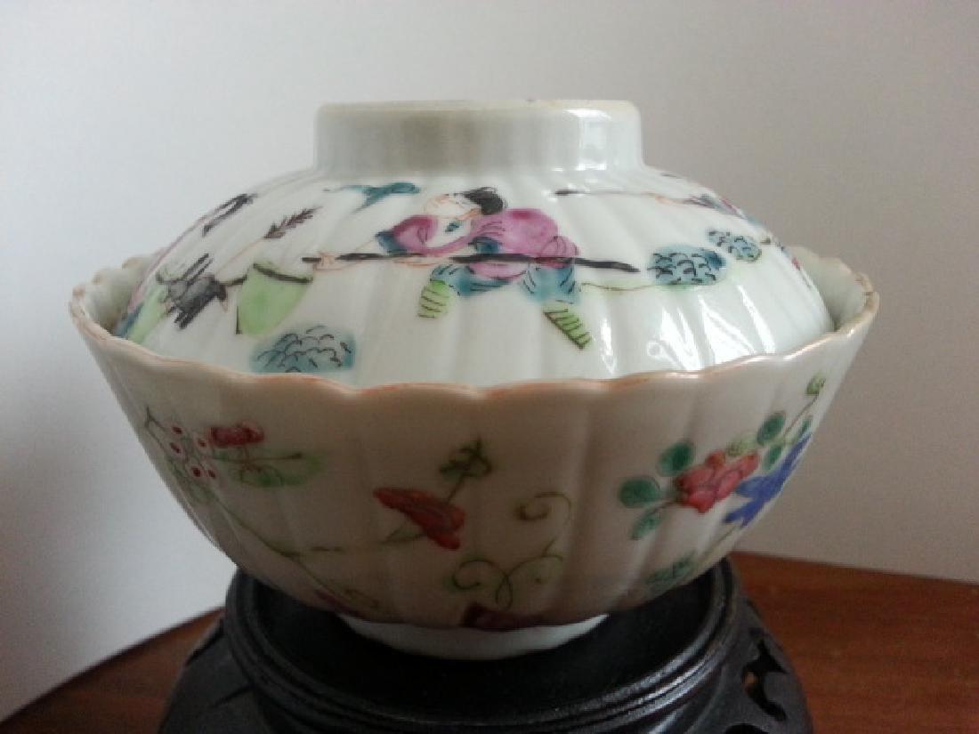 19th porcelain Bowi