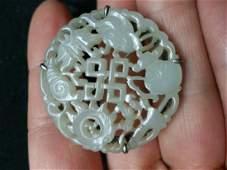 qing Heting jade Pendant