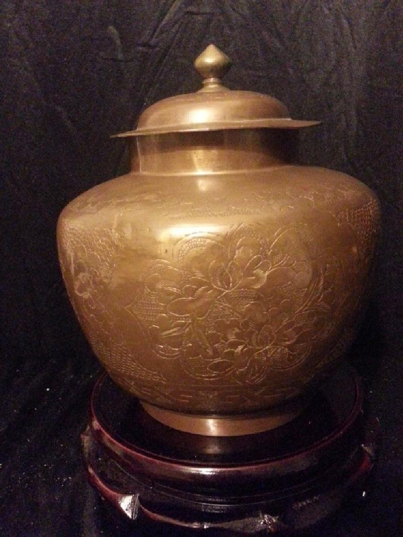 Antique Chinese Bronze JAR