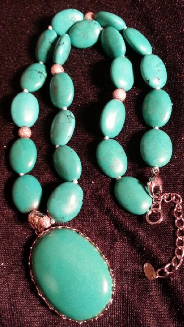 Beautiful Turquoise Necklace