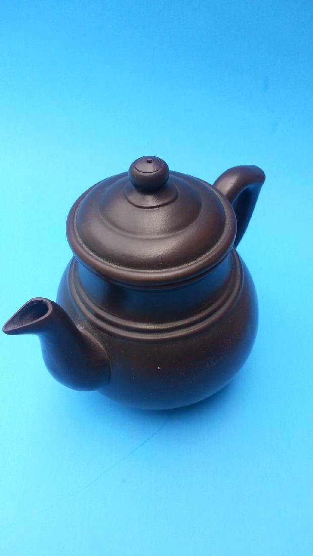 ANTIQUE Chinese Teapot
