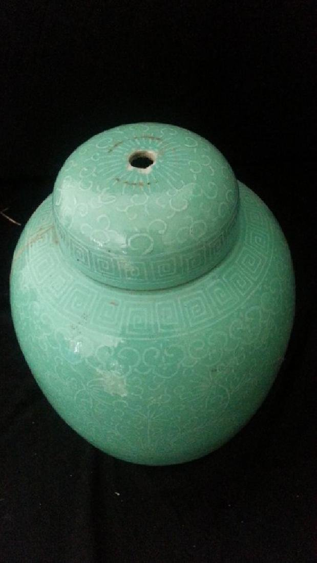 Late 18th Century Chinese Export Rose Medallion VASE