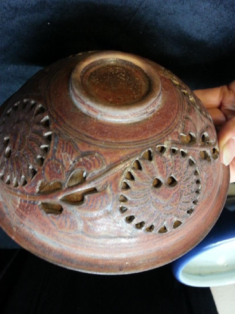 Antique porcelain Bow