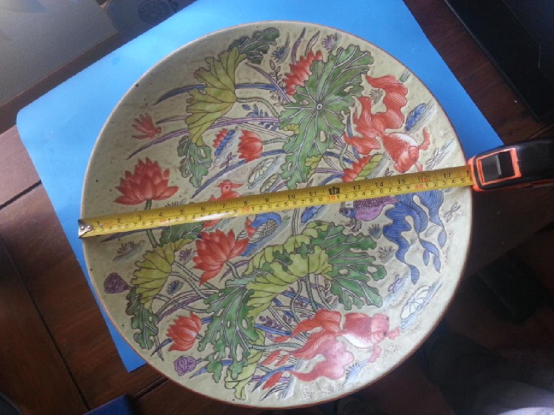 Antique Chinese Porcelain dish