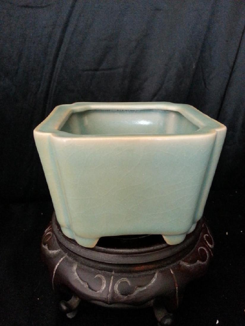 Antique Porcelain Brushpot