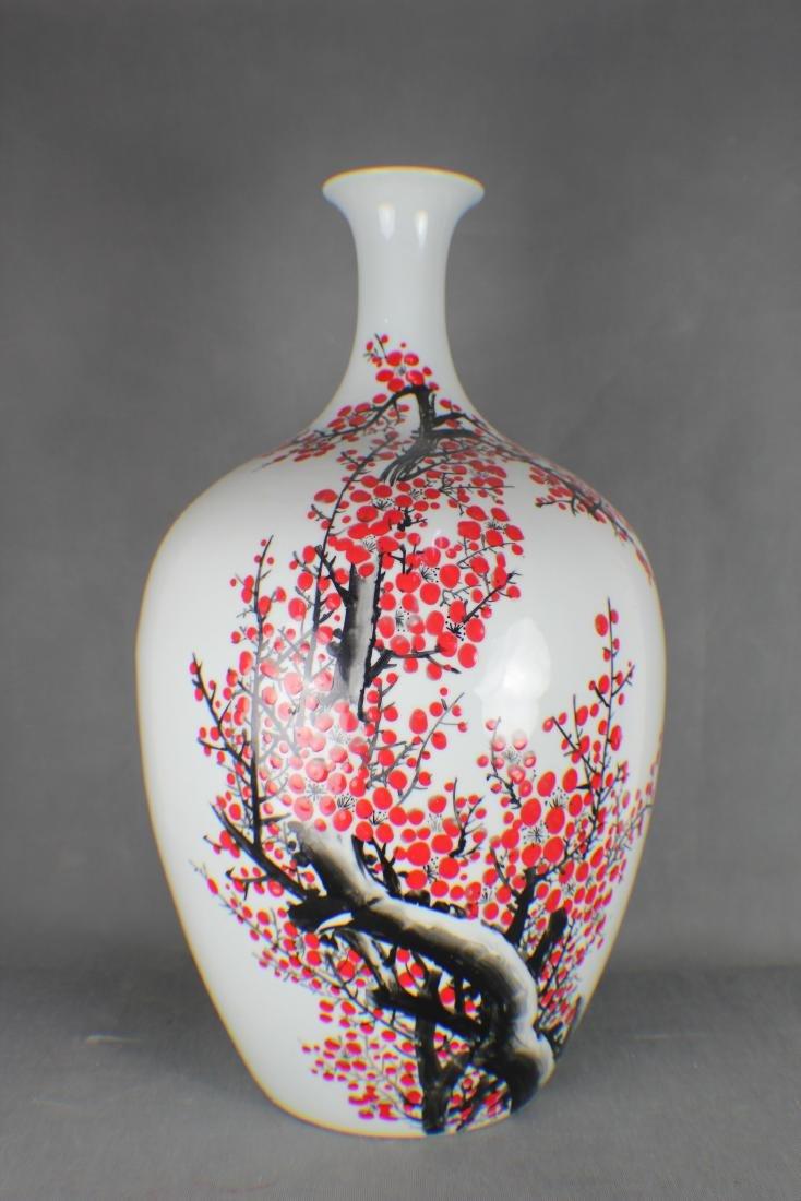 CHIINESE MODERN ARTIST WORKS