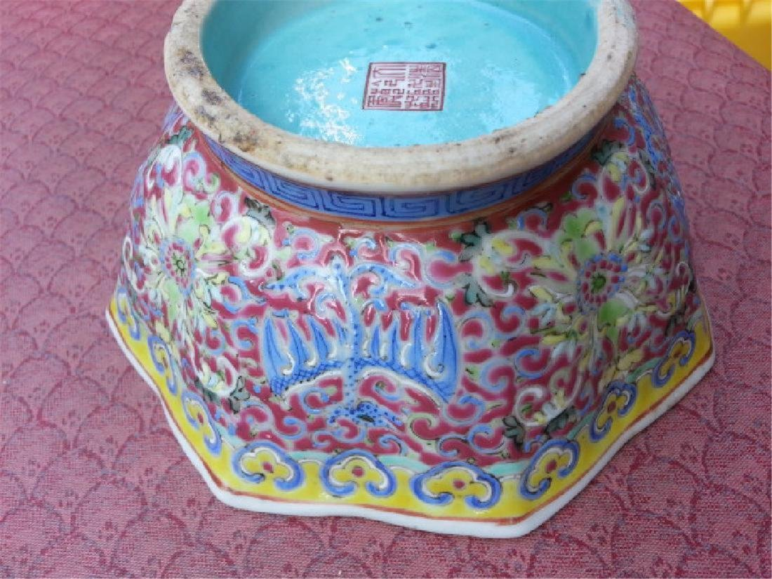 qing dynasty porcelain Bowi - 6