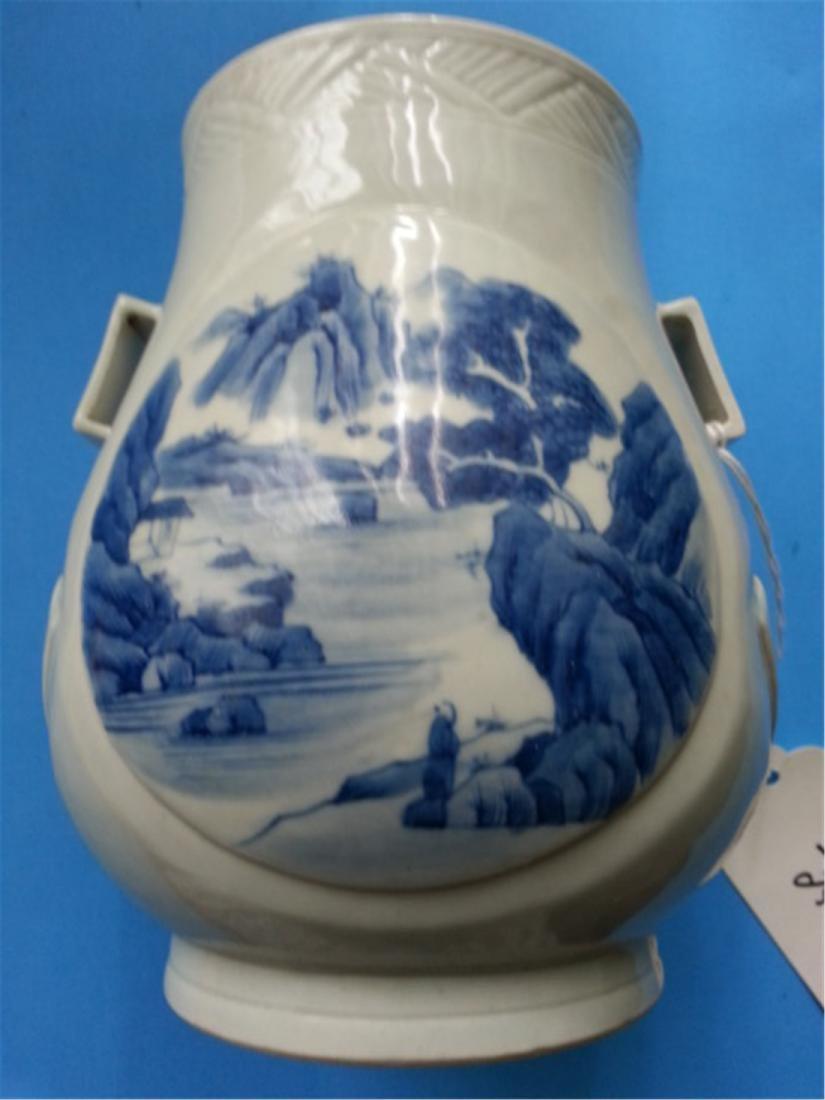"Antique Porcelain vase early 19th"""
