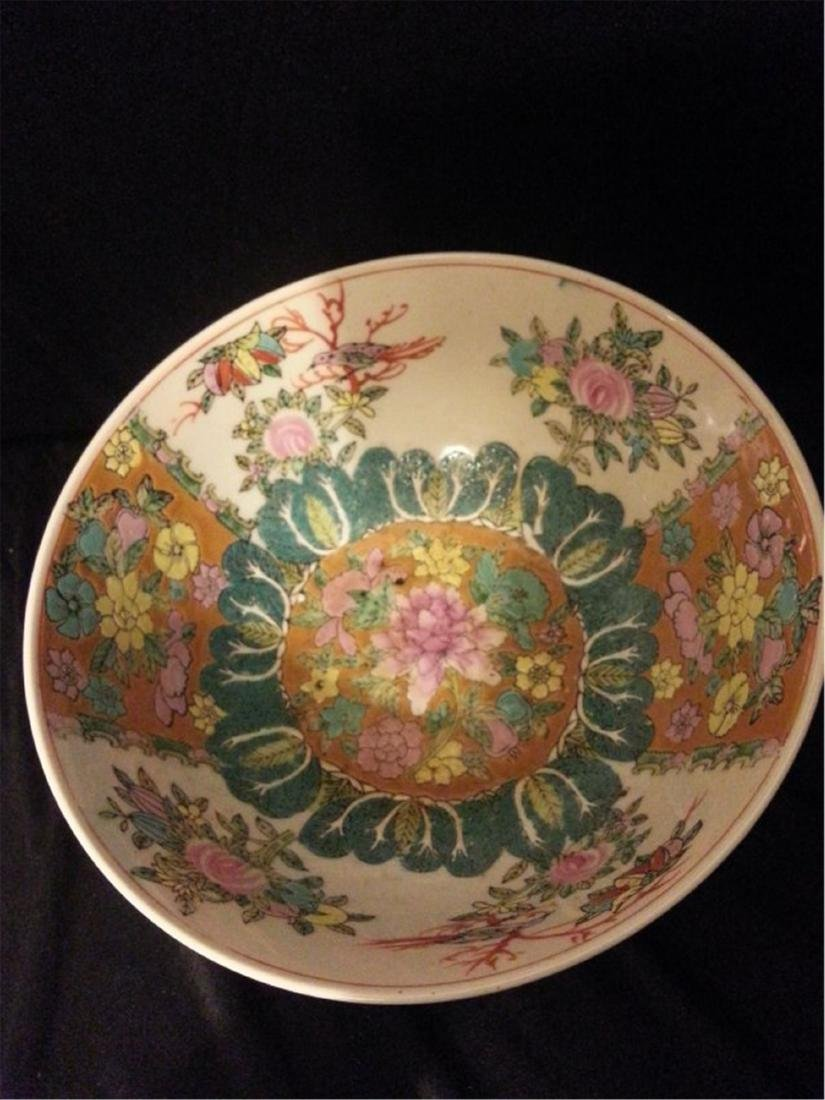 Massive Late 19th Century Chinese Export Rose Medallion - 4