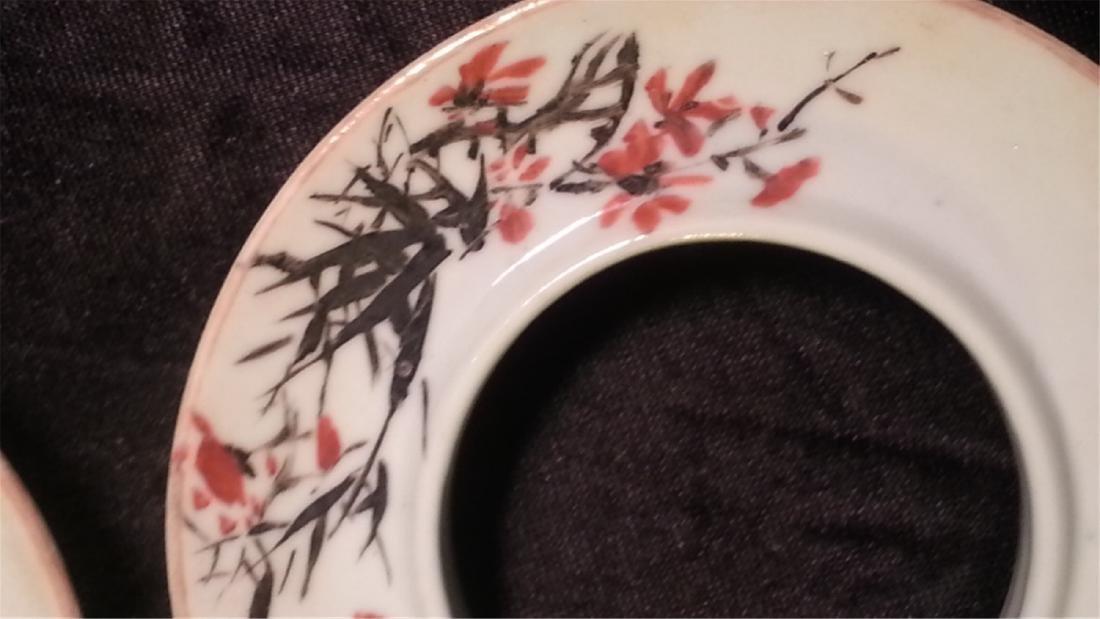 Antique Porcelain ca zhaun - 3