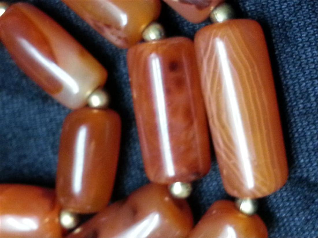 Agate NECKLACE - 2