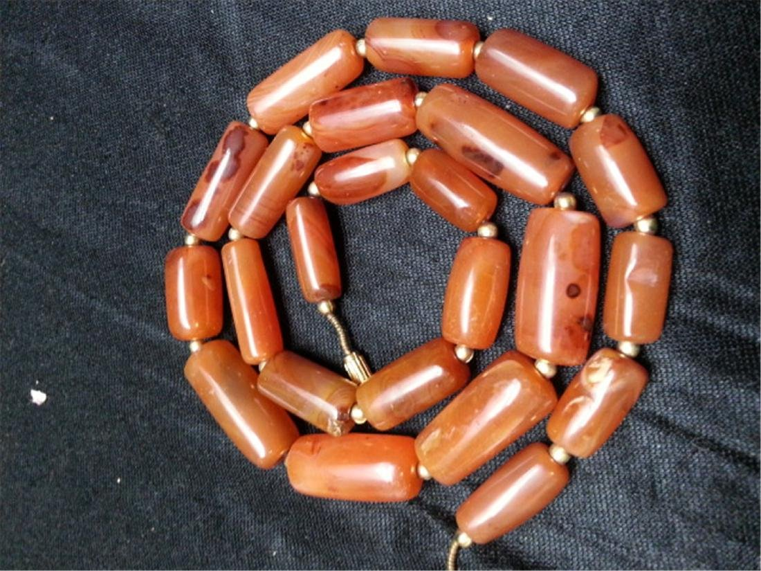 Agate NECKLACE - 7