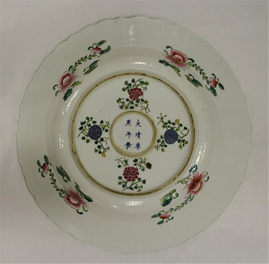 Antique Chinese Porcelain Dish - 3