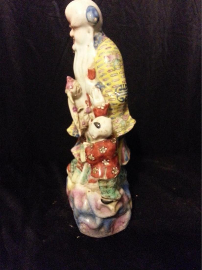 Chinese Famille Rose enameled porcelain - 4