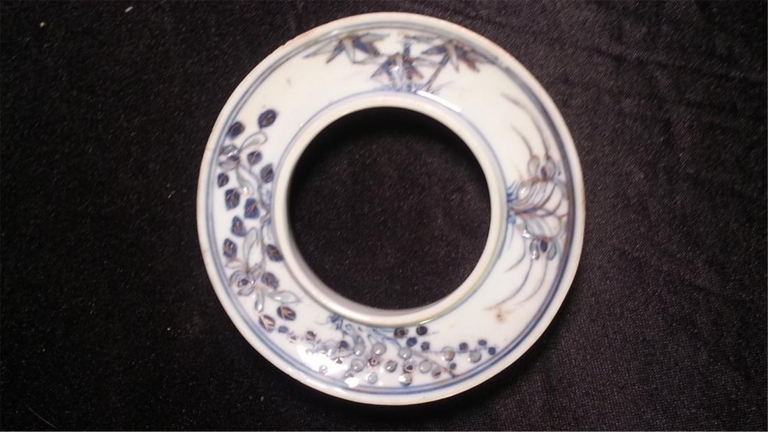 Porcelain Tea light - 5