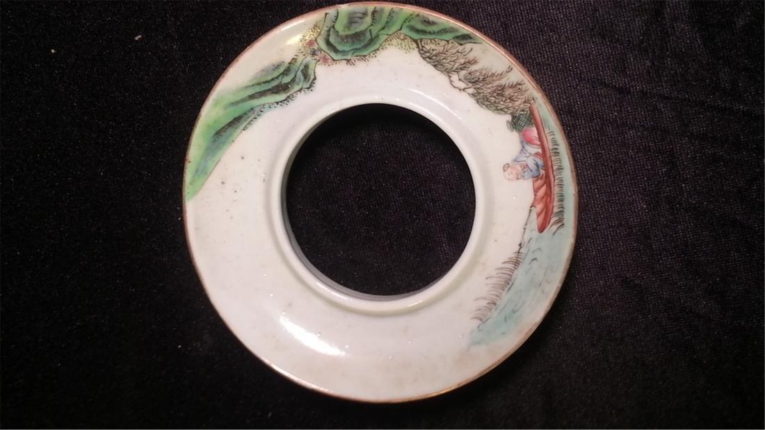 Porcelain Tea light - 6