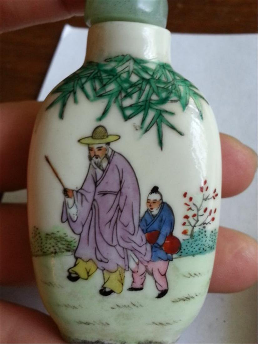 CHINESE SNUFF BOTTLE - 4