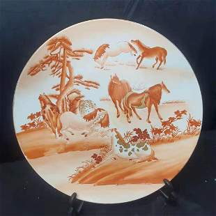 18th Century Chinese Export Rose Medallion Porcelain