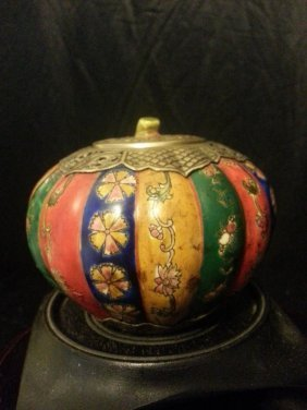 """""""antique Chinese Teapot"""