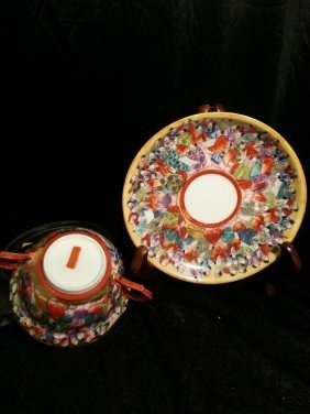 Japanese Imari Porcelain Covered