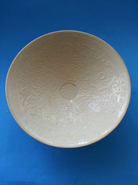 ANTIQUE CHINESE PORCELAIN Ding yao