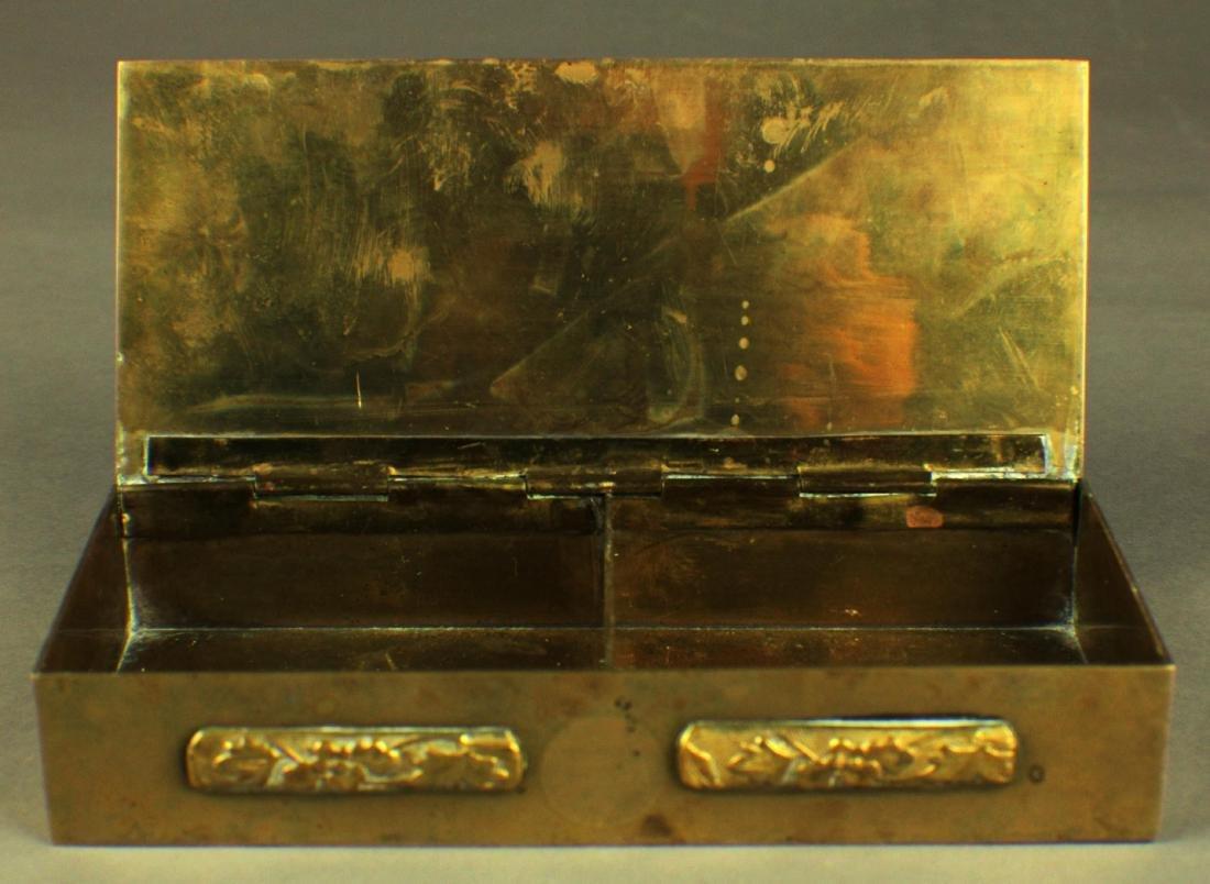 A Cloisonne Box - 2