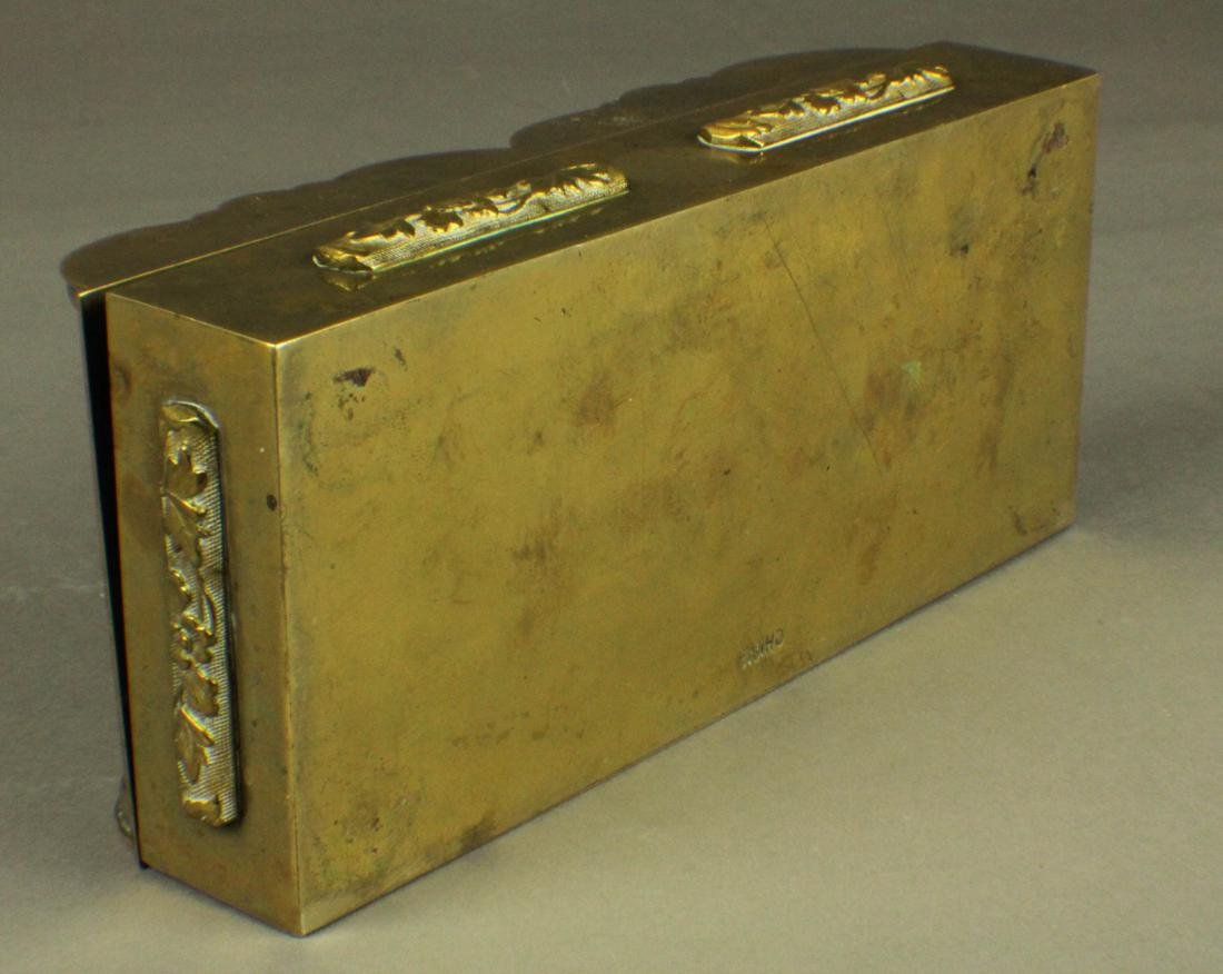 A Cloisonne Box - 3
