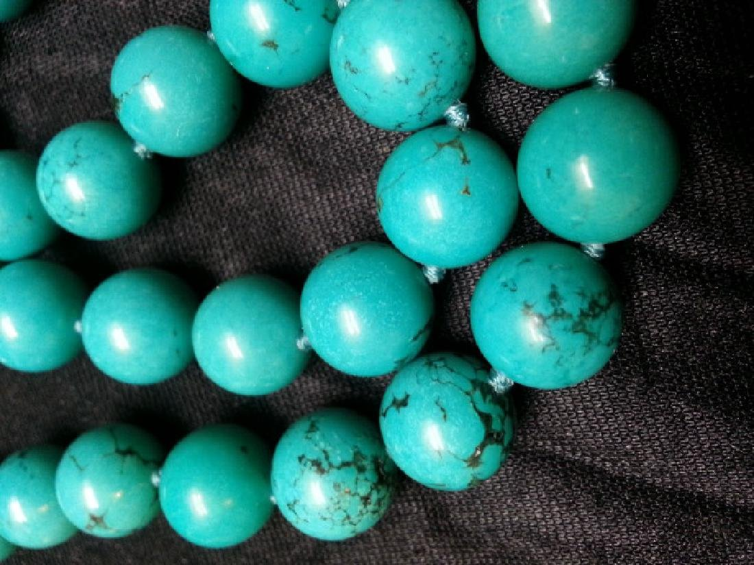 Turquoise NECKLACE - 2