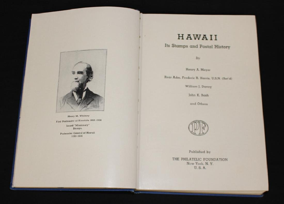 Hawaii: It's Stamps & Postal History by Henry Meyer