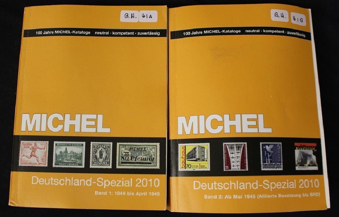 2010 Michel Germany Specialized Catalogs (2)