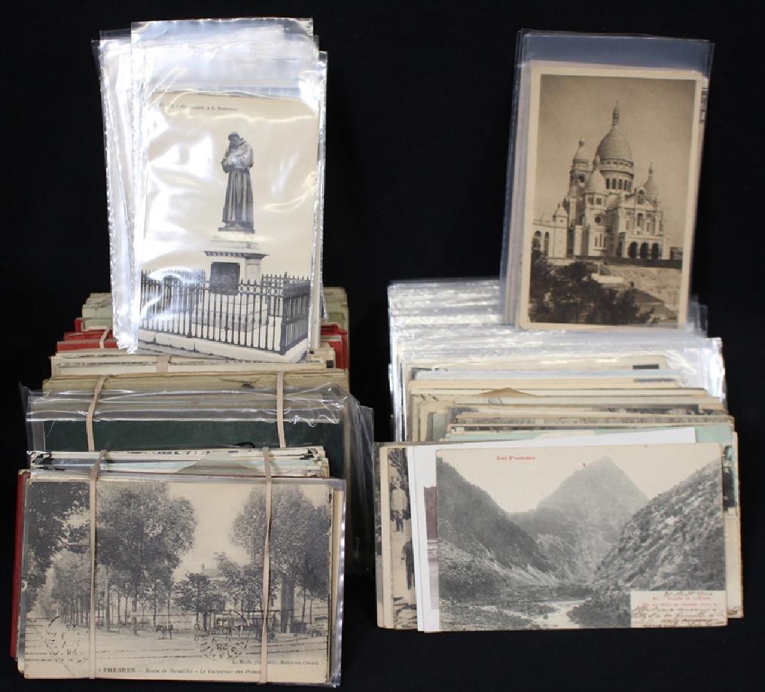 France - (400-600) Postcards