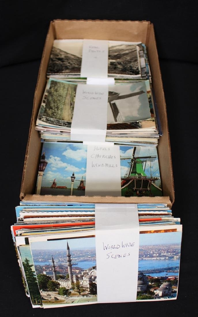 Foreign - (450-500) Postcards From Around the World