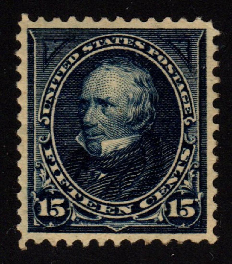 United States Scott 274 VF OG H 15¢ Clay SCV.$210