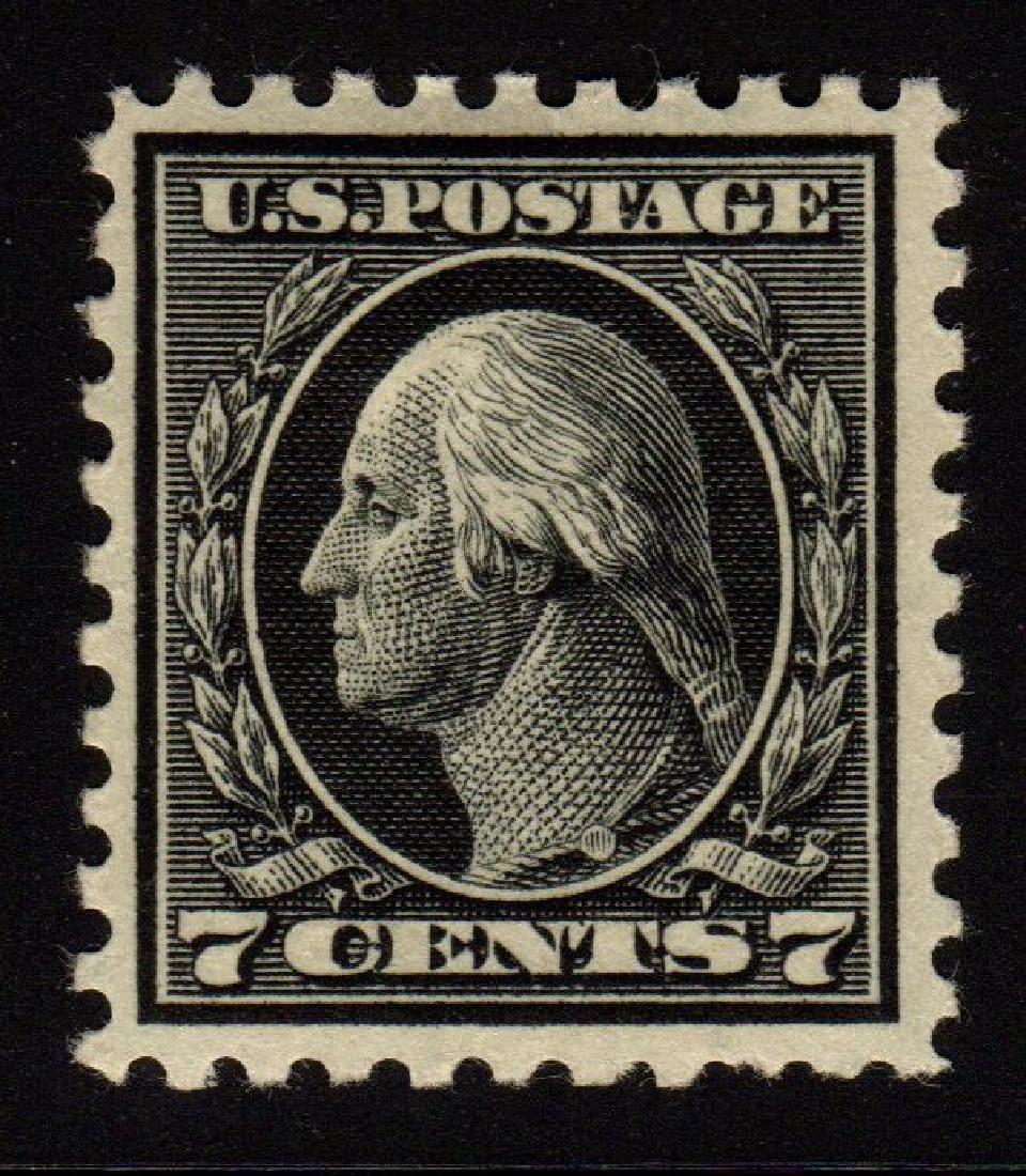 United States Scott 469 VF OG H 7¢ Washington SCV.$120