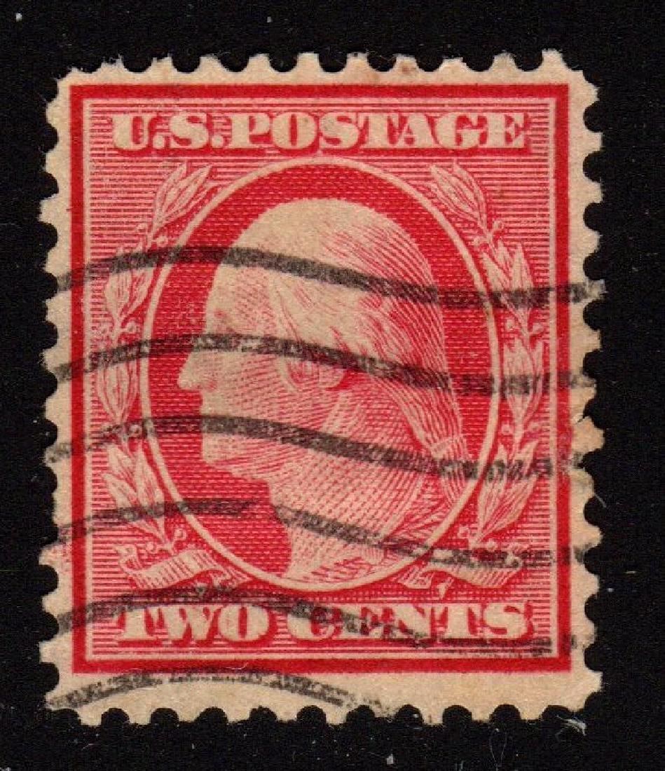United States Scott 519 F-VF Used 2016 APEX cert